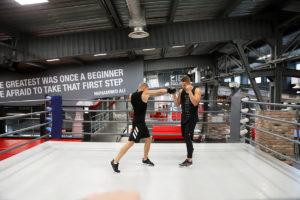 Тайский бокс на Тульской | MASTERS
