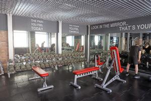 Фитнес-клуб MASTERS на Тульской